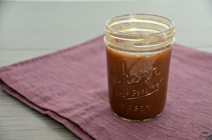 Homemade Pumpkin Spice Coffee Syrup