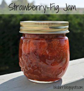 Strawberry-Fig Jam