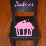 Special Chair for a 1st Birthday