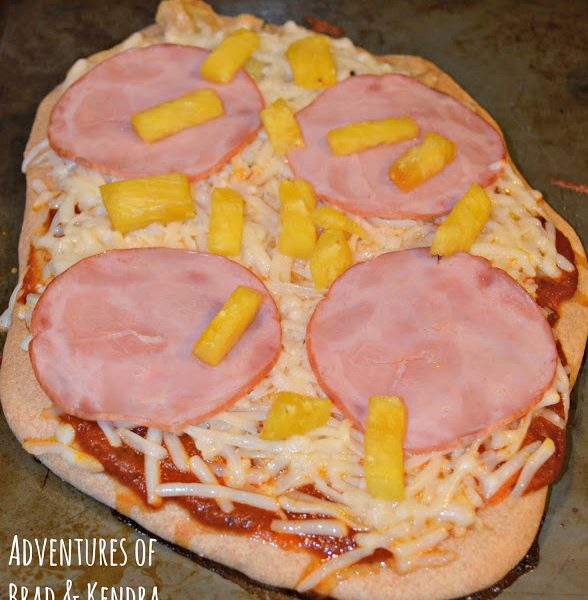 Homemade Whole Wheat Pizza – Recipe Wednesday
