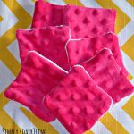 Adventures in Fabric Remnants – Makeup Remover Pads