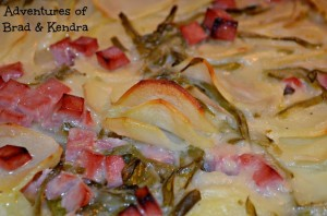Ham & Potato Casserole – Recipe Wednesday