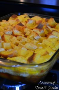 Peach French Toast – Recipe Wednesday