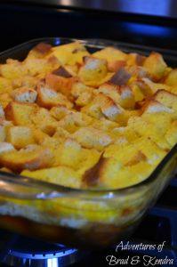 Peach French Toast – Recipe Wednesday