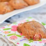Soft Rhubarb Cookies