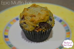 Epic Muffin Fail
