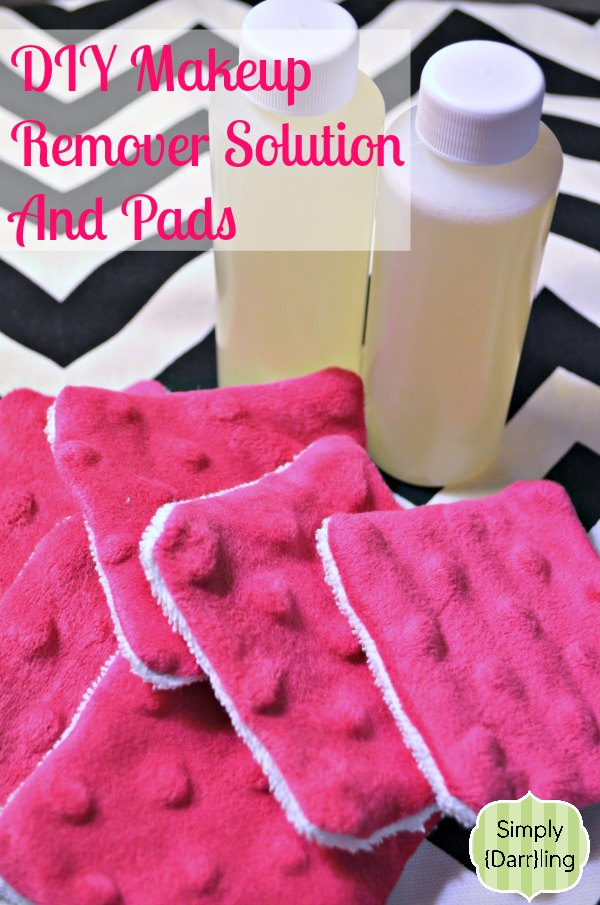 Makeup Remover Solution and Pads