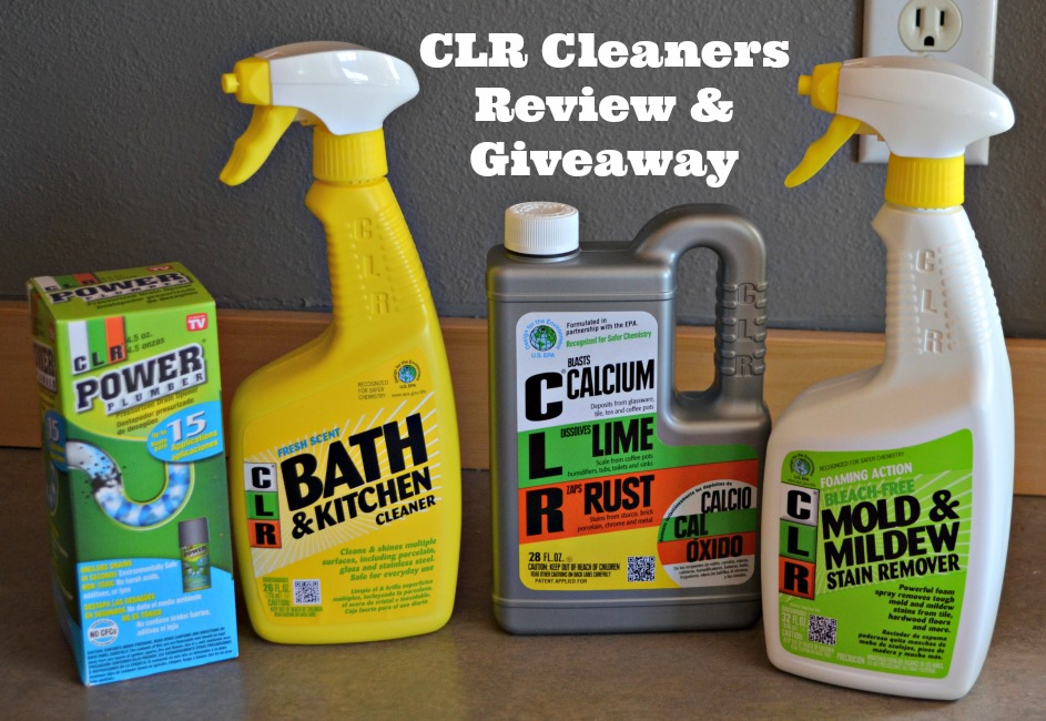 Power Cleaning With Clr Simply Darr Ling