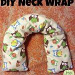 DIY Rice Neck Wrap