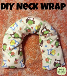 DIY Neck Wrap