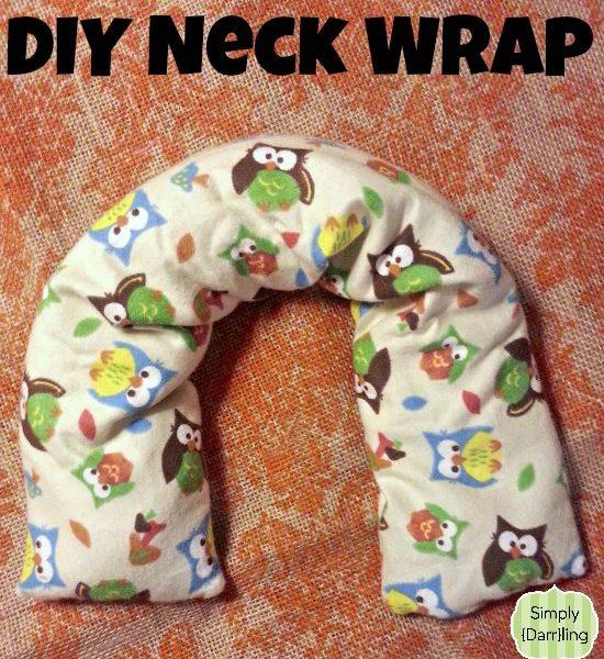 DIY Neck Wrap