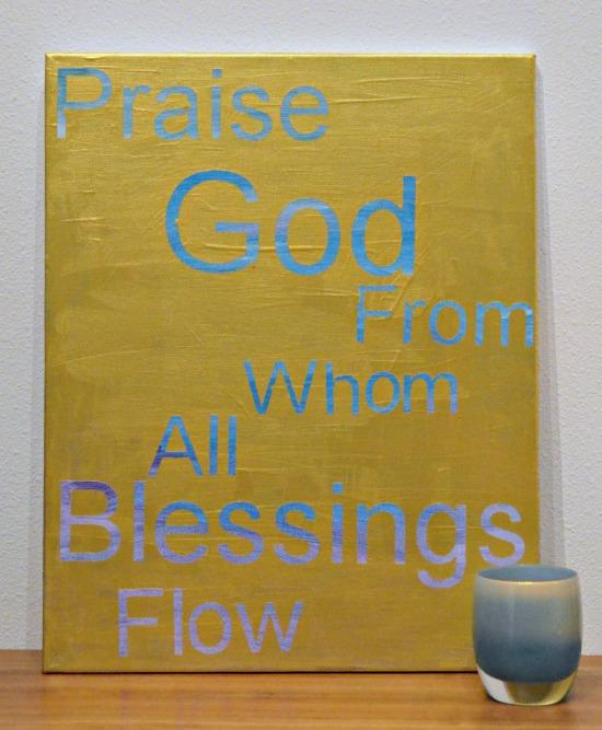 Hymn on Canvas