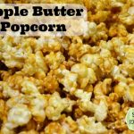 Apple Butter Popcorn