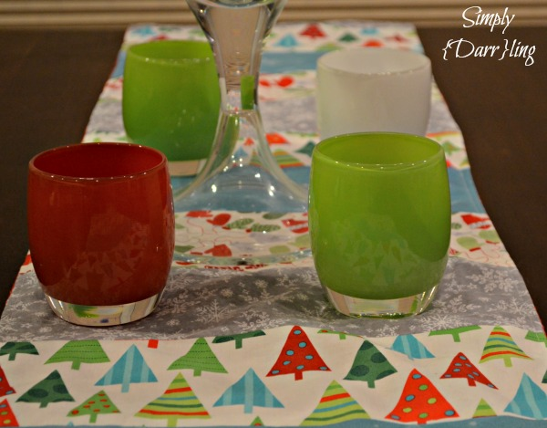 Christmas Glassybaby