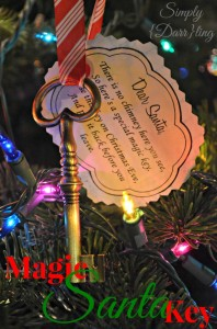 Magical Santa Key