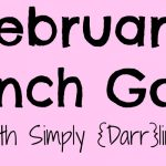 A lunch goal for February