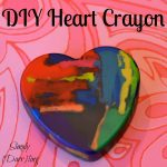DIY Heart Crayons – Perfect fo Valentine's Day