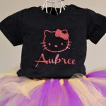 Personalized Hello Kitty Shirt