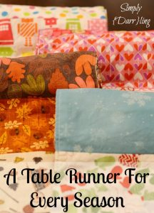 Tablerunner Gift Pack
