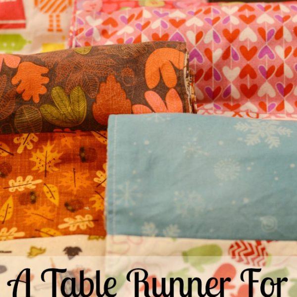 Tablerunner Gift Pack