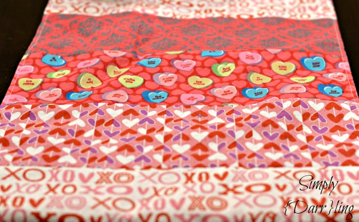 Valentine's Day Fabric