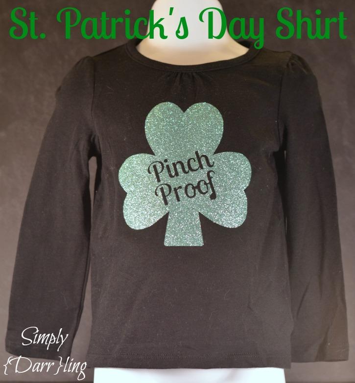 St Patrick's Day Shirt