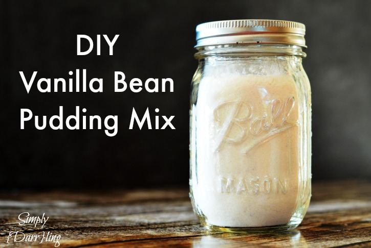 how to make vanilla pudding mix
