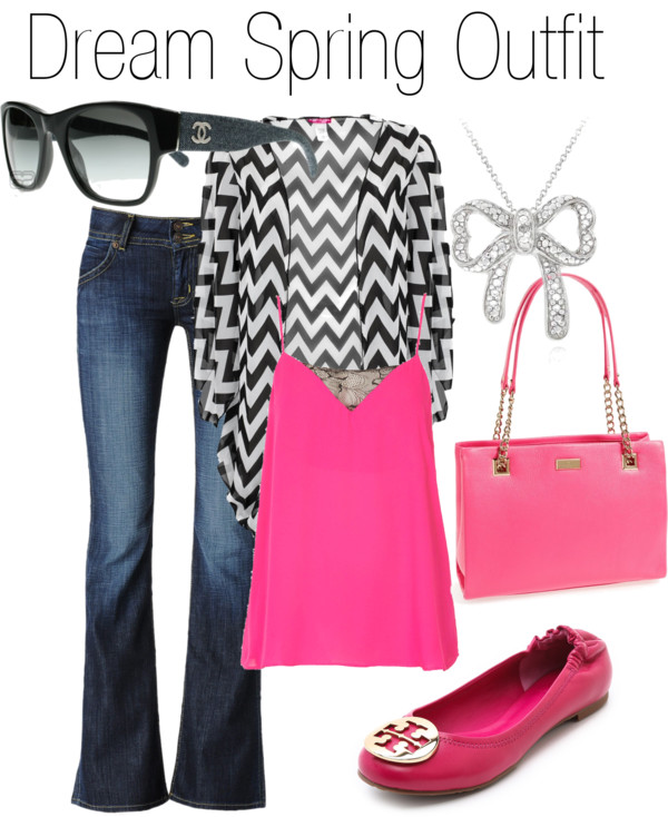 Dream Spring Outfit