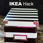 Kate Spade Inspired Ikea Hack