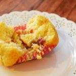 Orange Rhubarb Muffins