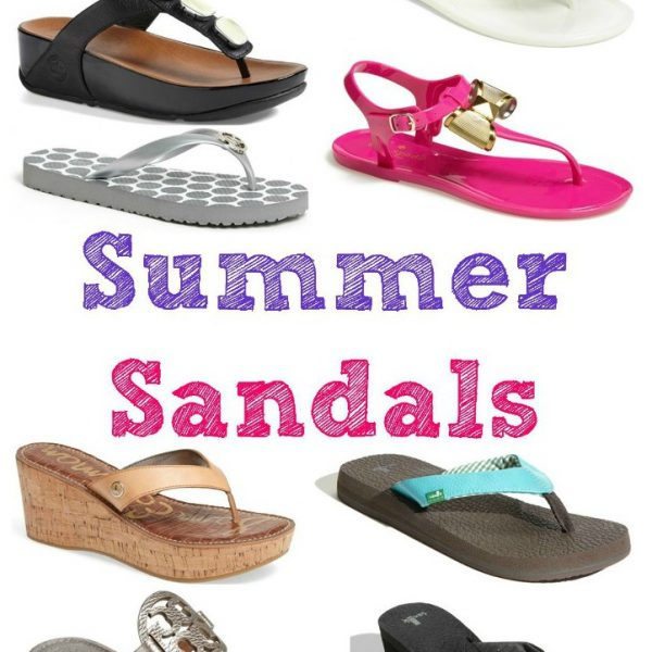 Super Summer Sandals