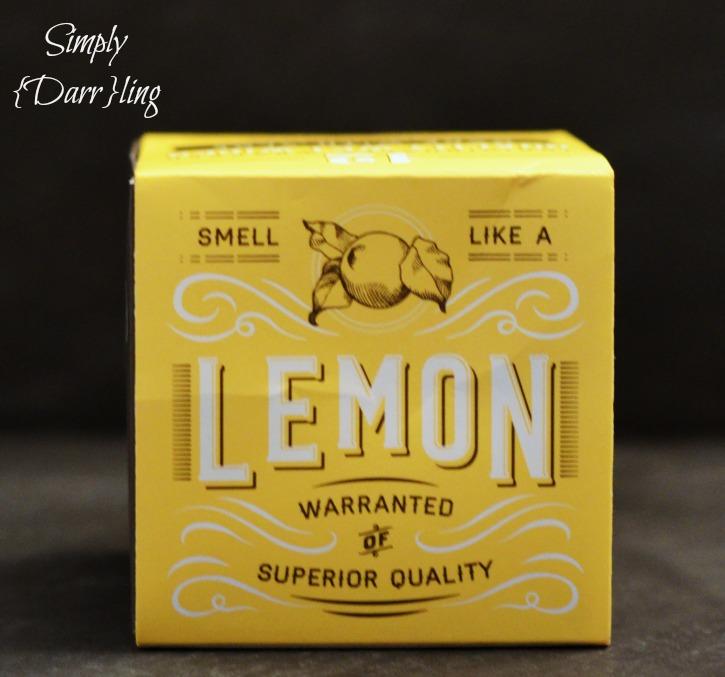 Lemon Body Wipes