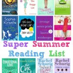 Super Summer Reading List