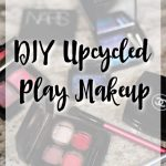 DIY Upcycled Play Makeup