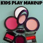 DIY Kids Play Makeup