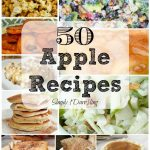 50 Amazing Apple Recipes