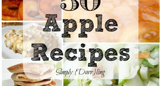 50 Amazing Apple Recipes
