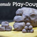 Teacher Approved Play-Dough Recipe