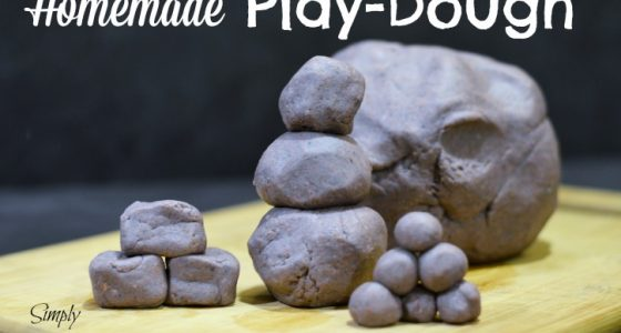 Teacher Approved Play-Dough Recipe