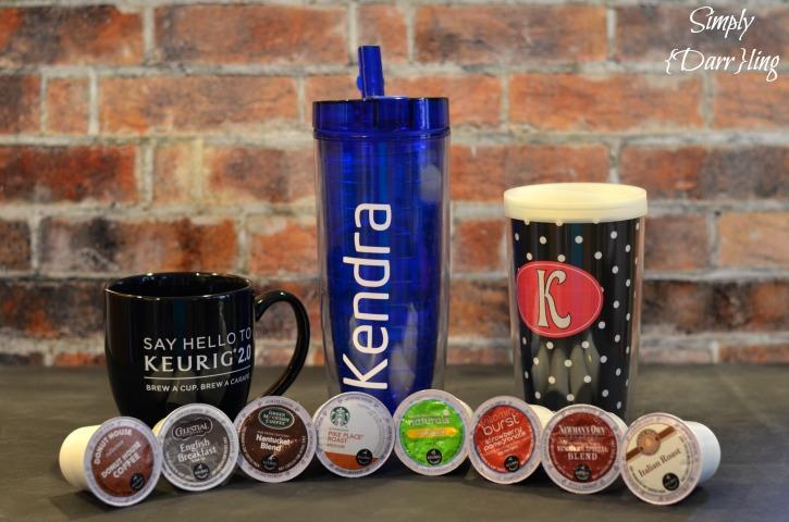 Keurig K-Cup variety