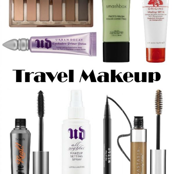 Travel Makeup
