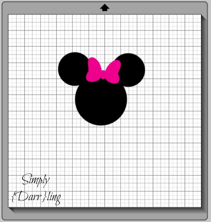Arrange Minnie Bow
