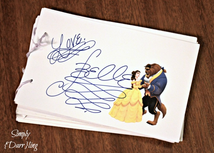 Belle Autograph Disney World