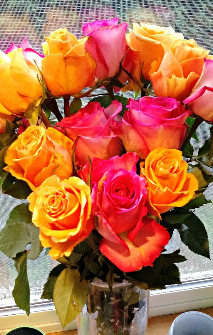 Hot Lava Bouqs Flowers