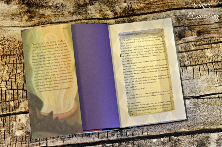 Harry Potter Secret Hideaway book