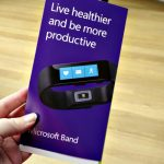 Microsoft Band – More Than Just A Pedometer