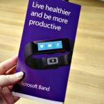 Microsoft Band – More Than Just A Pedometer