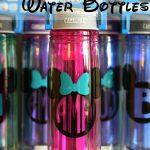Monogram Disney Water Bottle