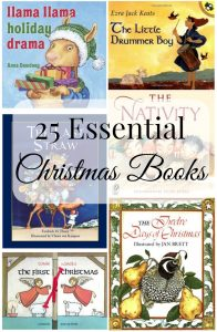 25 Must Have Children's Christmas Books
