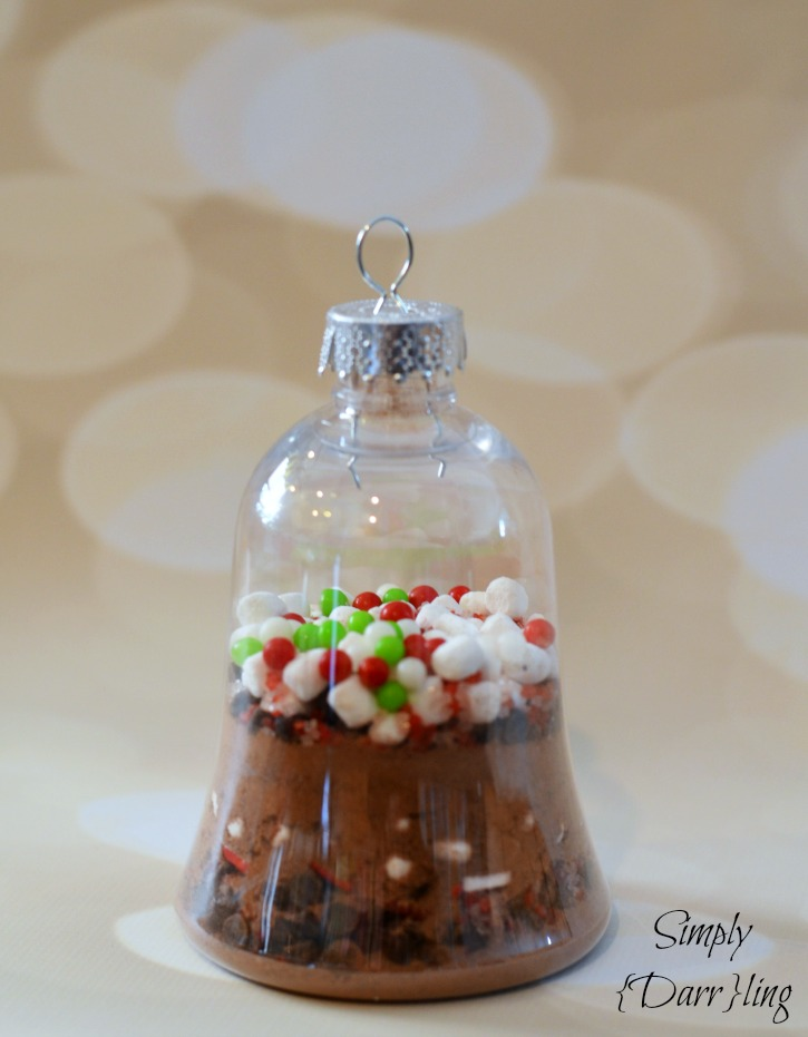 Bell Hot Cocoa Ornament